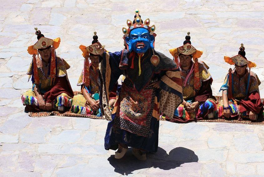 collettive Cham in Ladakh danze mistiche Viaggio 1vAqaTnn
