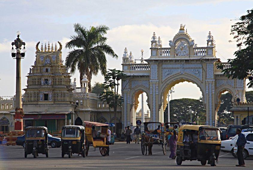 Viaggio a Mysore