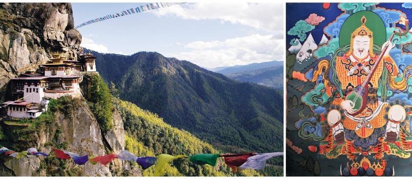 La terra del Drago Tonante: viaggio nel Bhutan
