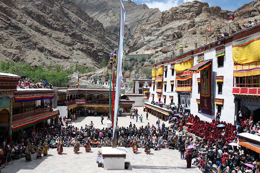 viaggio in Ladakh festival