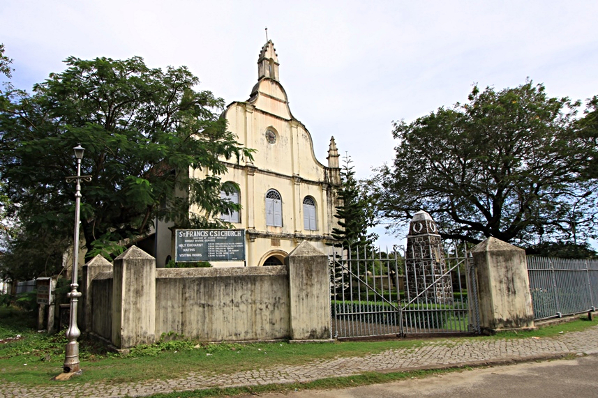 Viaggio in Kerala Cochin