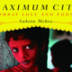 Maximum City. Bombay città degli eccessi di Suketu Mehta