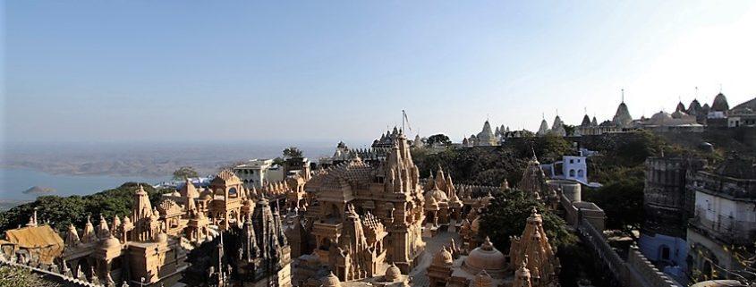 viaggio in Gujarat Palitana