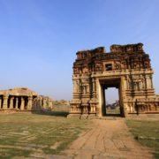 Hampi antica capitale Vijayanagar