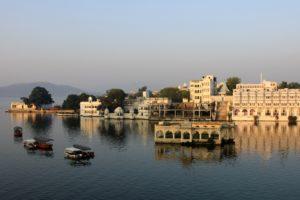 viaggio ad Udaipur la città bianca