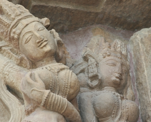 Khajuraho tra arte erotismo