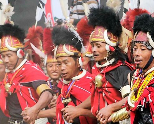 Viaggio in Assam Arunachal Pradesh e Nagaland