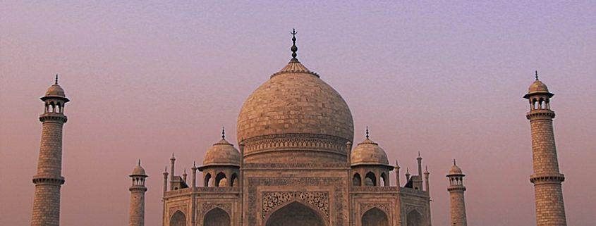 Taj Mahal storia di un amore