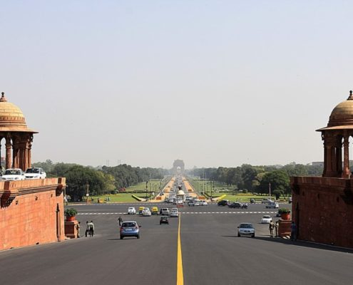 Storia di Delhi la capitale indiana