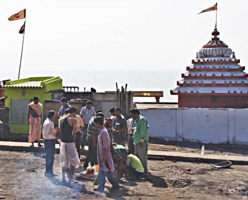 Cremazioni e Antyeshti, il rito funebre induista