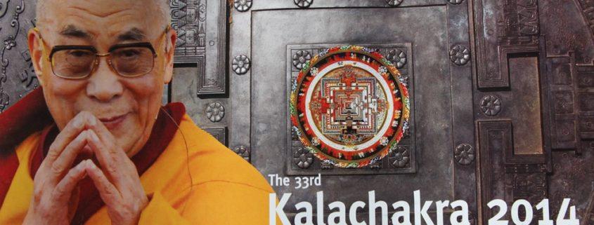 Kalachakra 2014 a Leh