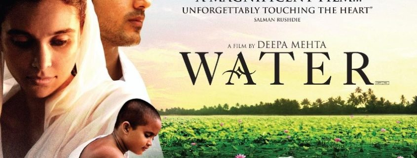 Water il film di Deepa Metha