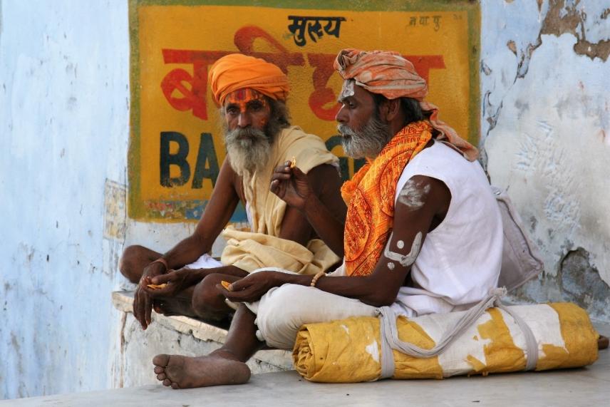 Pushkar tra santità spiritualità