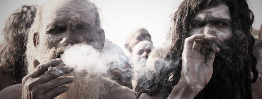 Aghori i sadhu più estremi