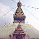 stupa di Swayambhunath