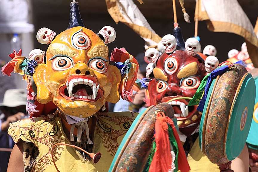 festival di Hemis