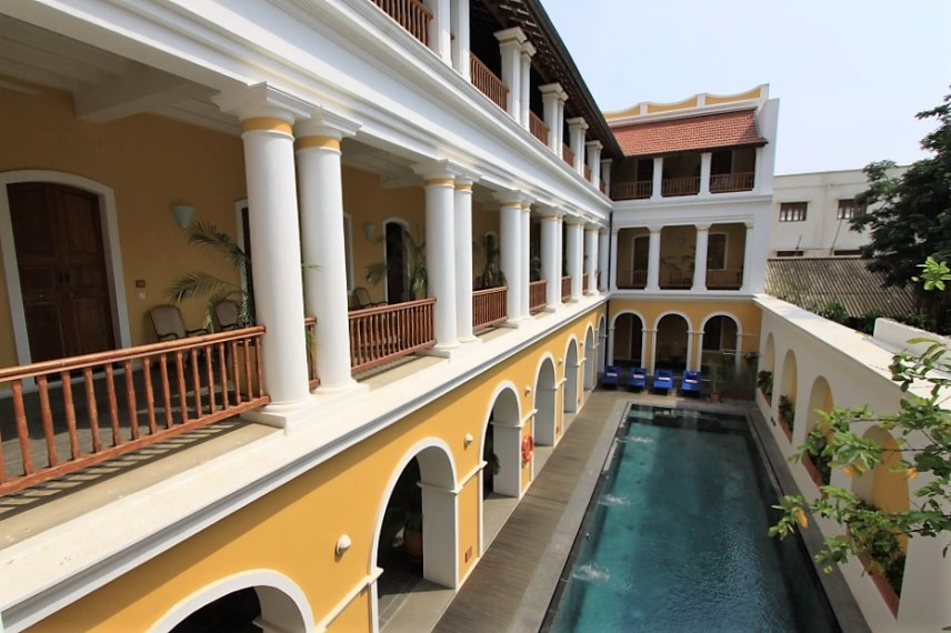 Pondicherry ex colonia francese