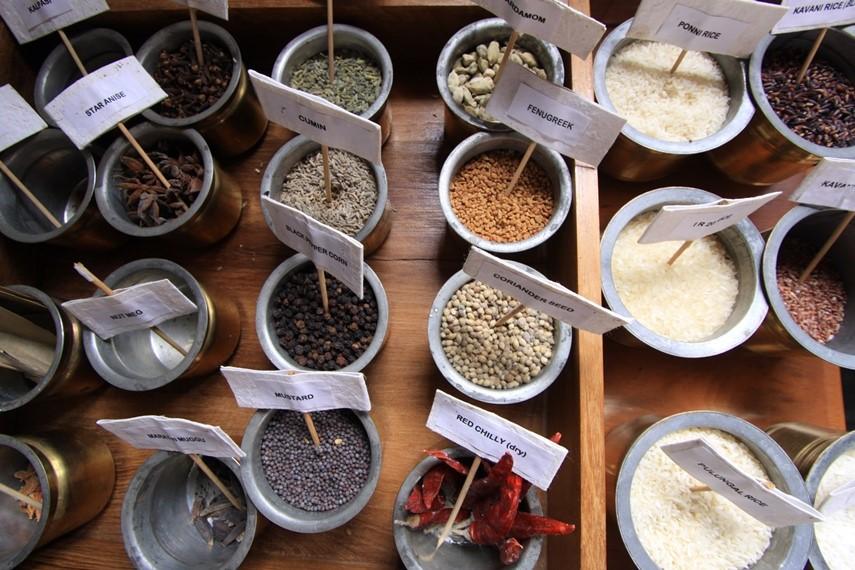 Spezie essenziali della cucina indiana