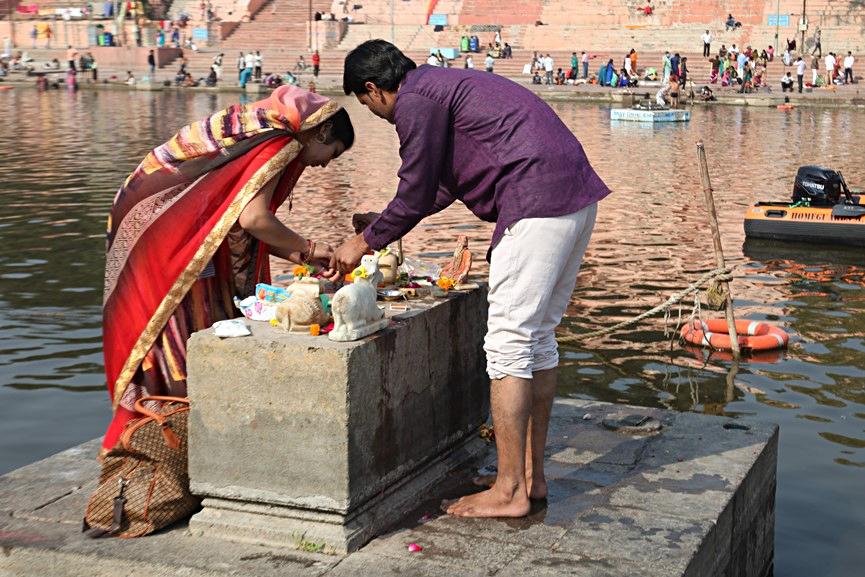 Viaggio ad Ujjain città sacra dell'India