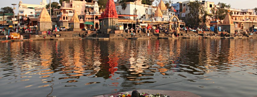 Viaggio ad Ujjain città sacra dell'India e per gli indù