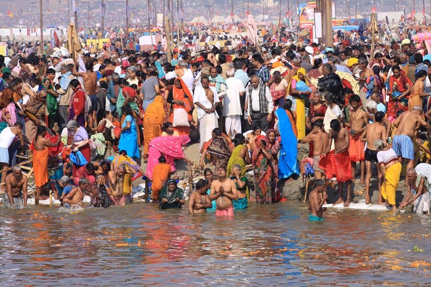 Kumbh Mela il raduno della brocca