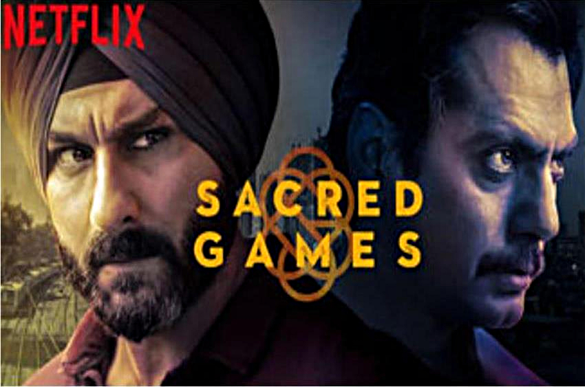 Sacred Games la serie tv indiana su Netflix