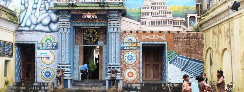 Storia di Thanjavur o Tanjore