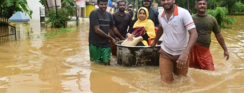 Un aiuto per il Kerala