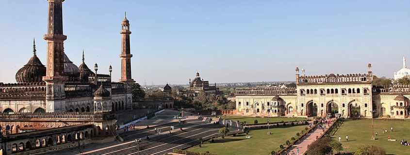 Le meraviglie nascoste di Lucknow