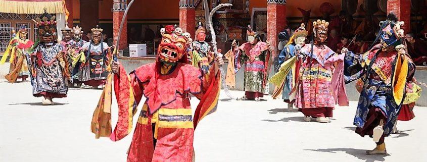 Calendario festival in Ladakh 2019-2020