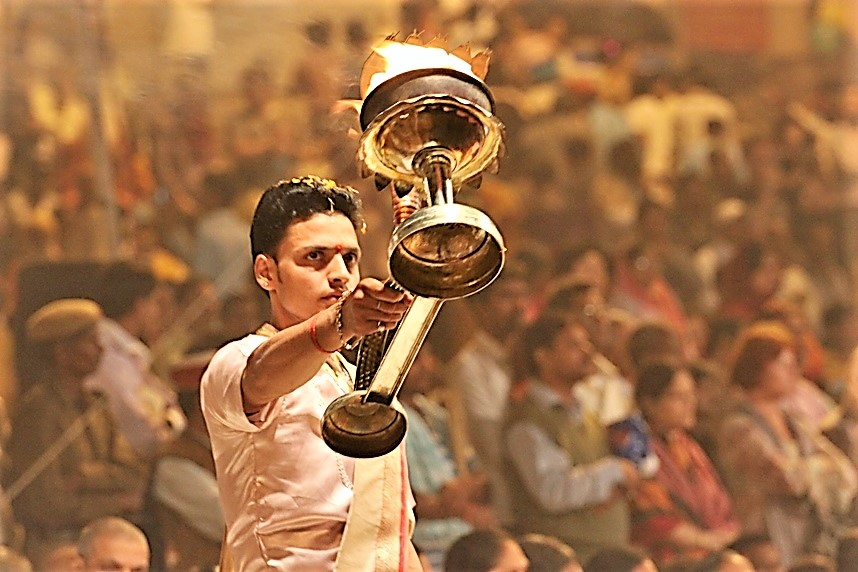Arti, Aarti rituale devozionale induista