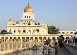 Gurdwara Bangla Sahib a Delhi