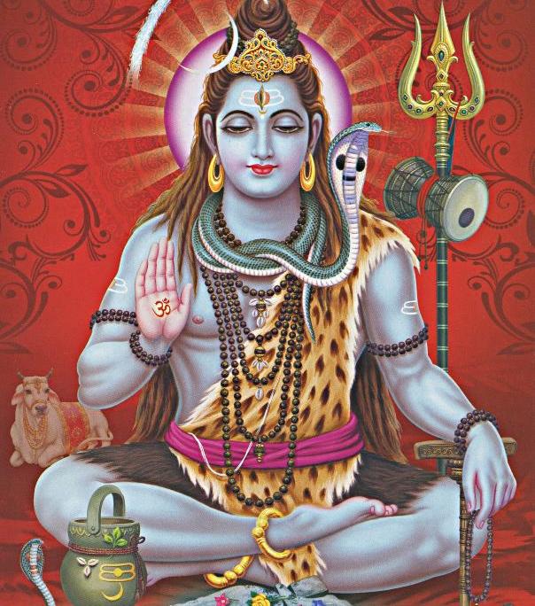 Shiva divinità pantheon indù