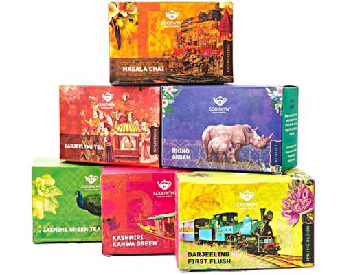tè indiano