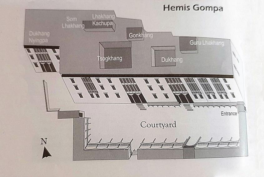 Gompa di Hemis