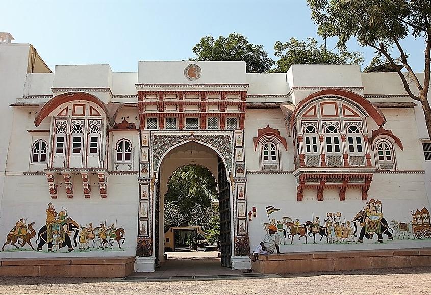 Rohet Garh heritage hotel