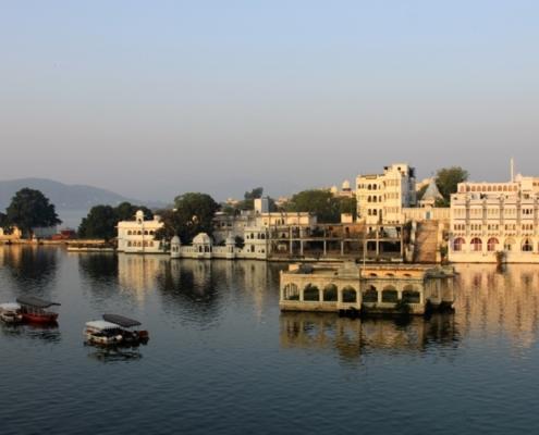 laghi di Udaipur