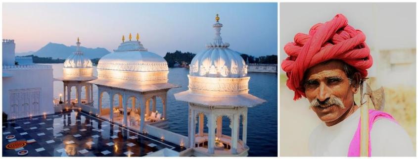Viaggio Rajasthan storia e sfarzo