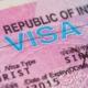 visto turistico India