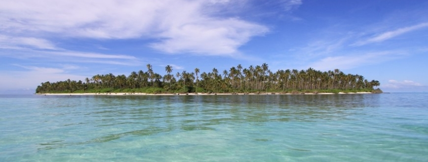 spiagge selvagge delle Laccadive