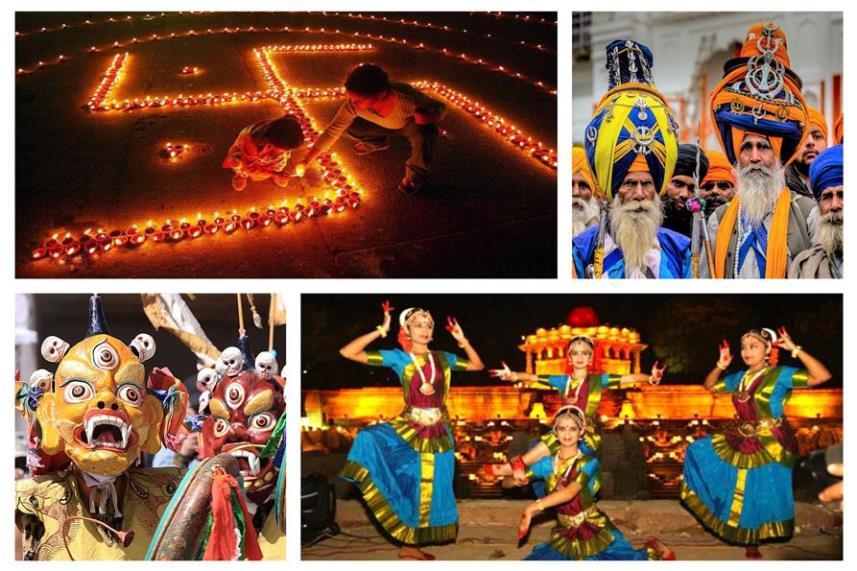 festività e celebrazioni India 2020
