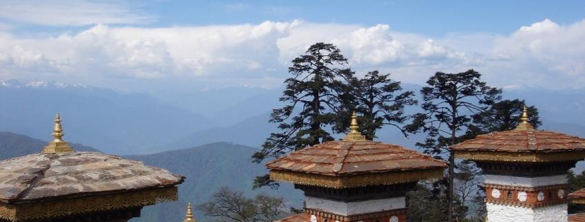 """Bhutan il """"Regno del Drago Tonante"""""""