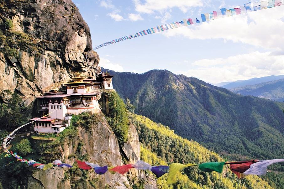 viaggio in Bhutan il