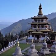 Viaggio nel Bhutan