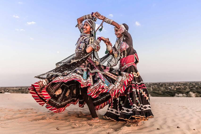 danza Kalbelia