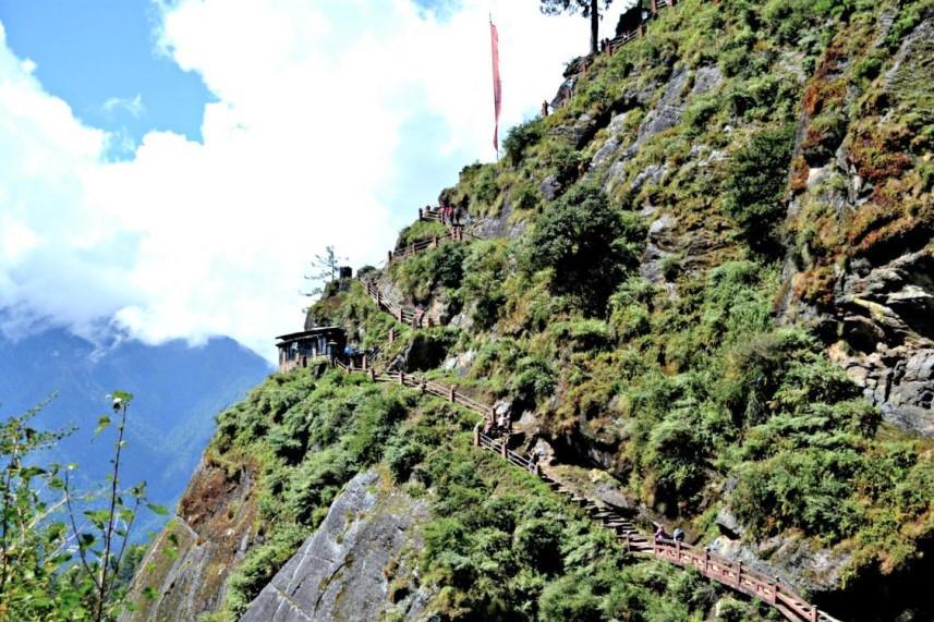 monastero di Taktsang Palphug