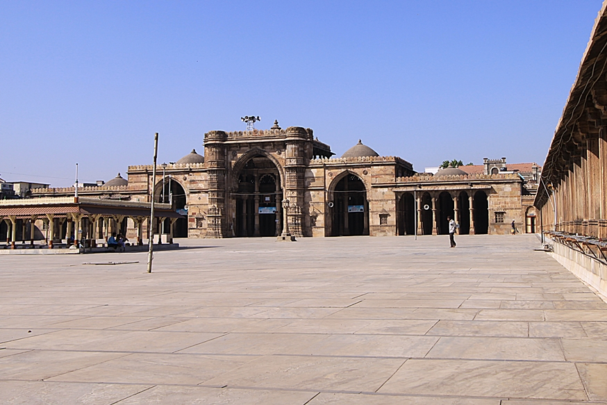 Ahmedabad capitale