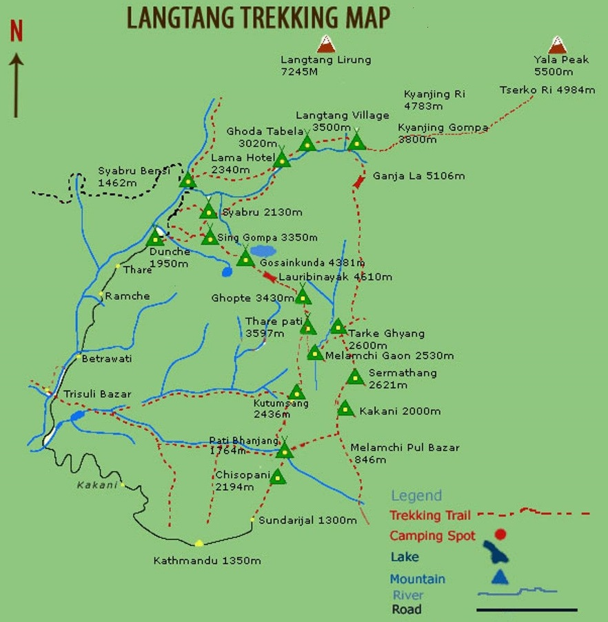Valle del Langtang