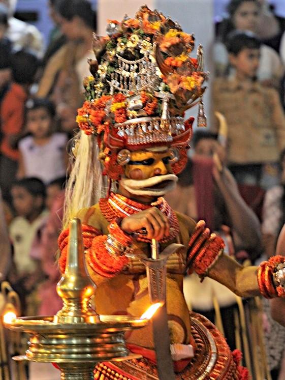 danza teatro Kerala