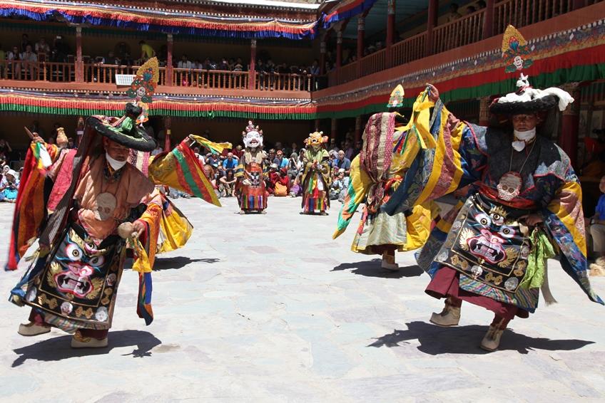 Ladakh - Calendario festival 2021